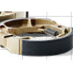 Picture of BRAKE SHOES CS 125 GN